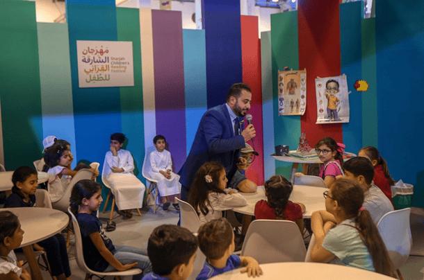 Bohochica_Sharjah Childrens Reading Festival