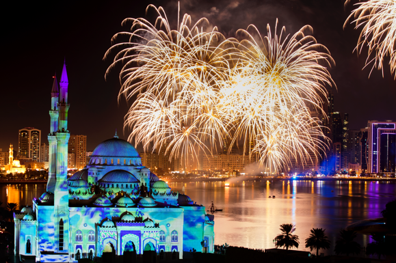 Bohochica_Sharjah Light Festival